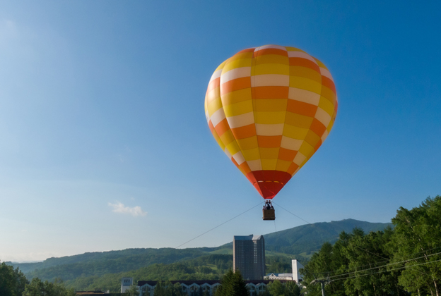 Hot-air Balloon Flight Experience