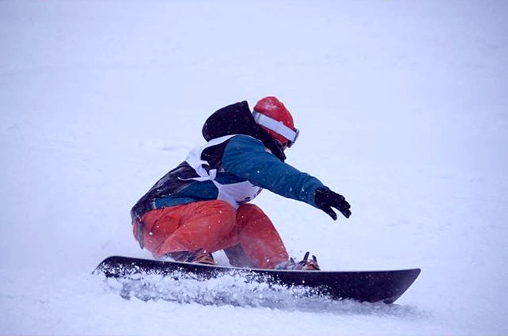 JSBAスノーボードテクニカル選手権 北海道地区大会