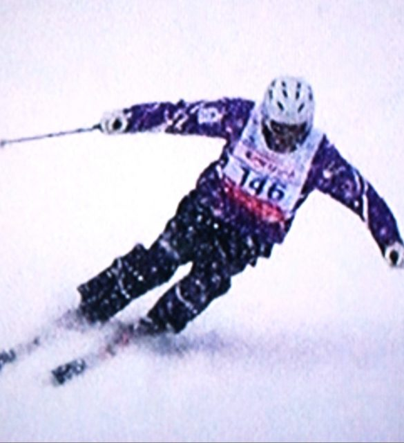 北海道マスターズスキー技術選手権大会