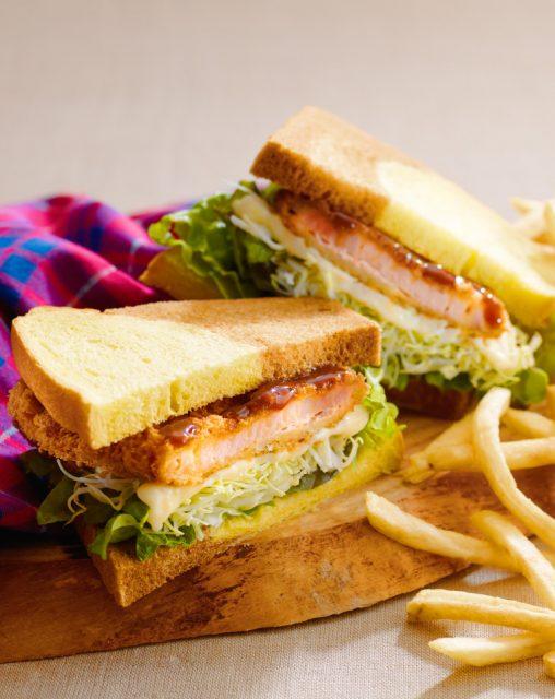 Edelweiss Sandwiches