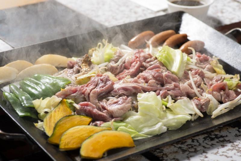 ラフティング・BBQ・温泉パック