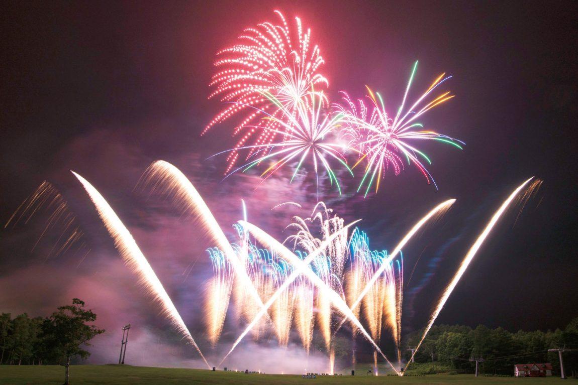 Summer Vacation Special Fireworks Festival