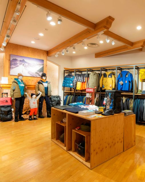 The North Face Store - Rusutsu