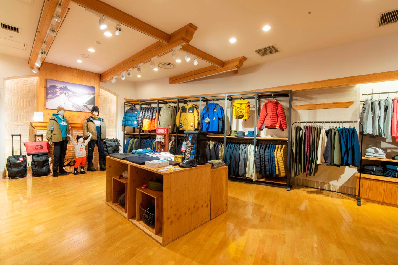 The North Face Store - Rusutsu