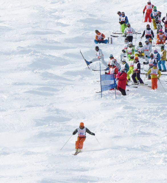 北海道スキー技術選手権大会 兼 全日本スキー技術選手権大会北海道予選会