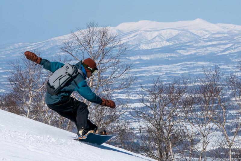 まだまだ楽しい春スキー!スキー場は2021/4/4(日) まで
