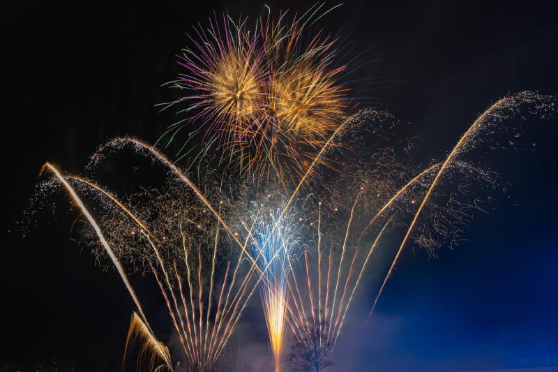 大晦日は松明滑走に花火大会!ルスツで2020年の締めくくりを!