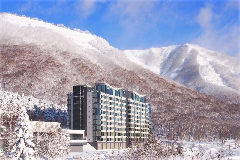 Rusutsu Resort's newly opened condominium-style hotel THE VALE RUSUTSU