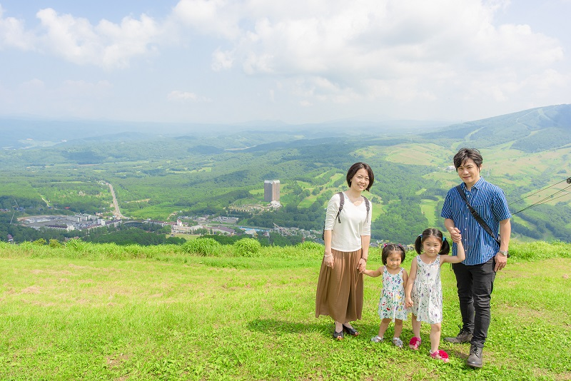 Rusutsu Resort Amusement Park opens July 23rd! The perfect destination for your next family trip.