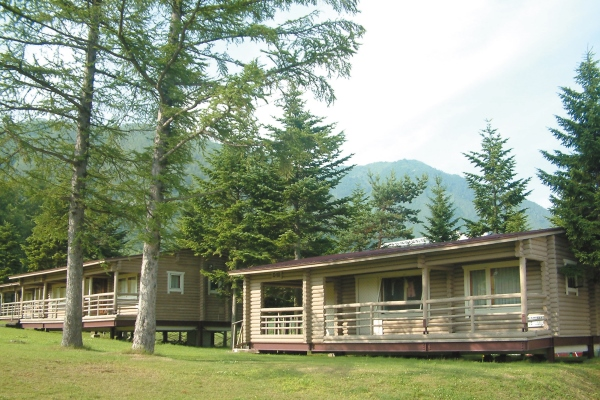 [Information] Log House & Cottage Rate for Summer Season 2021