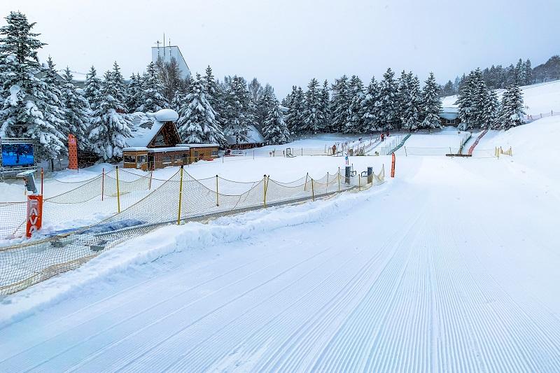 スキー・スノーボードデビューをサポート! 2021/1/16(土) に「デビューパーク」オープン