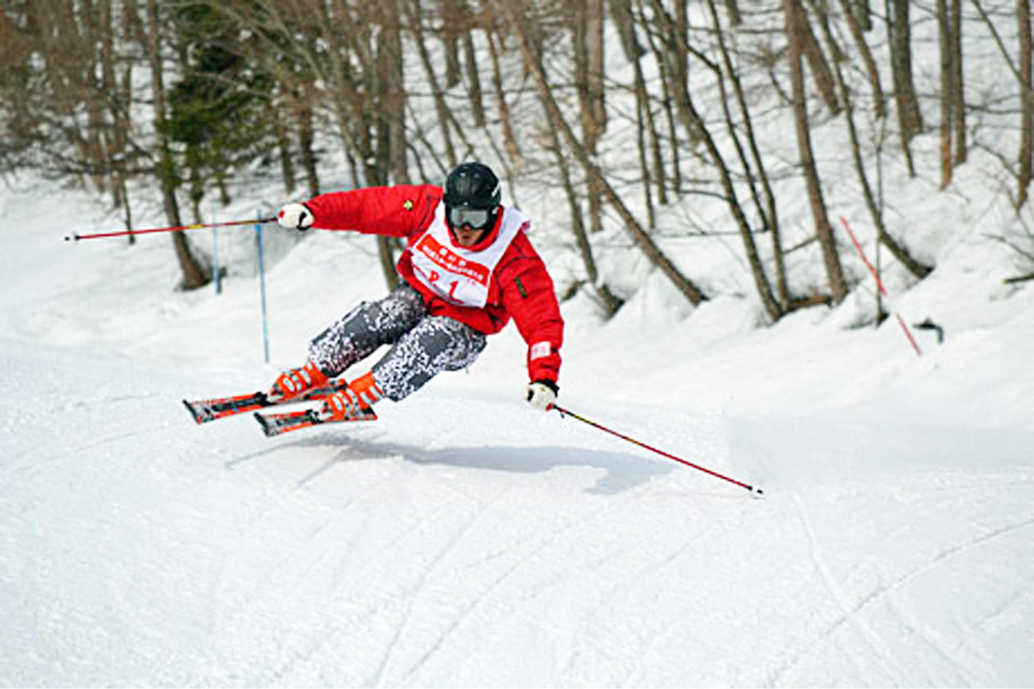 全自衛隊スキー選手権大会