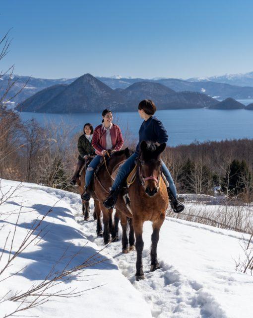 Horse Riding, Toya Course