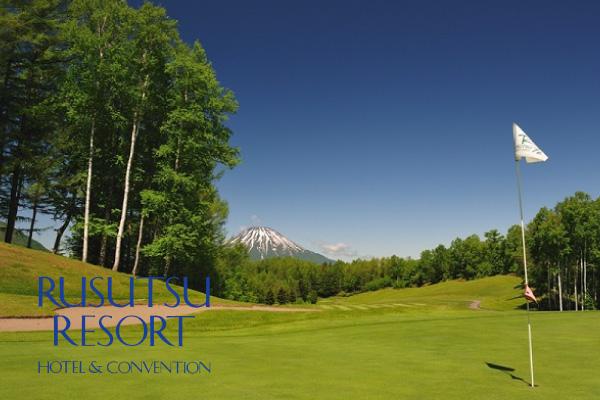 [Rusutsu Resort Hotel & Convention] Golf Package (1 round) with Breakfast