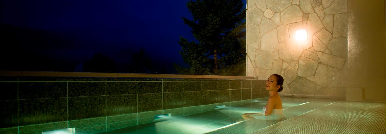 ウェスティンルスツ温泉