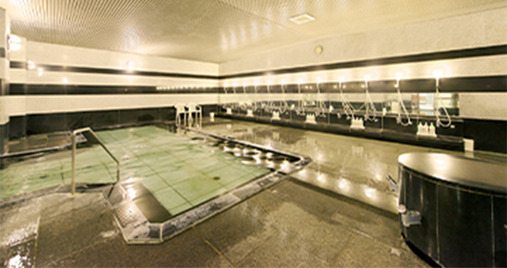 South Wing Public Bath