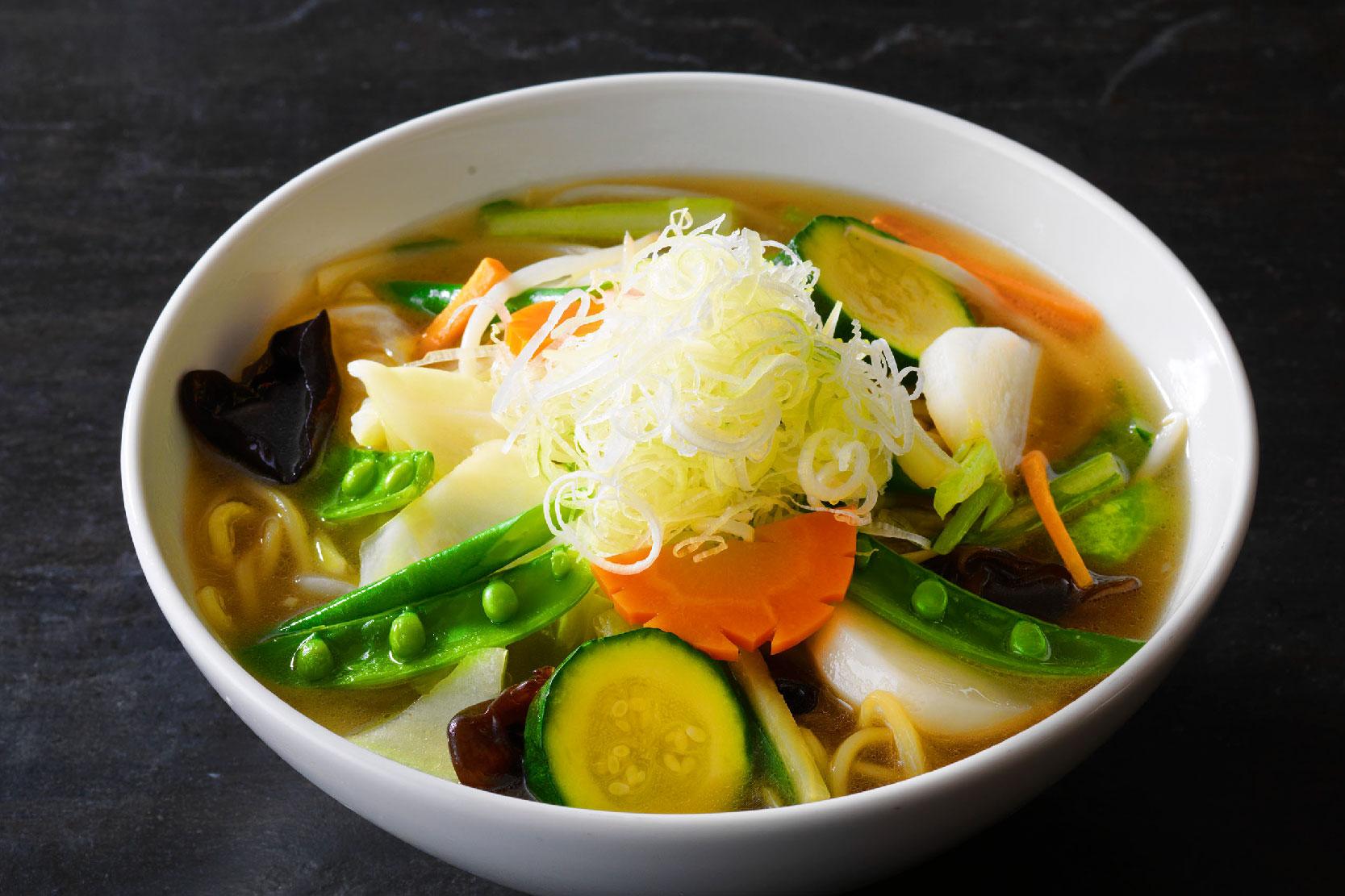 野菜の恵みタンメン