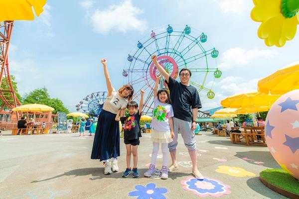 【年間パスで夏ルスツをまるっと遊ぶ!】[朝食]ルスツリゾート遊園地シーズンパス付きプラン