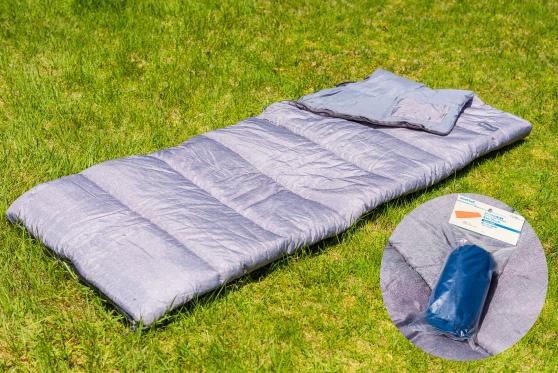 寝袋 (シュラフ)+寝袋インナーシーツ