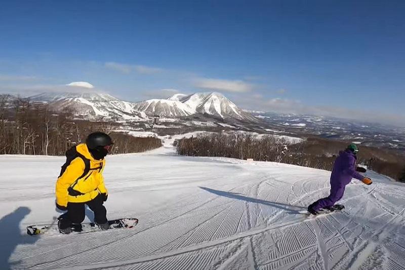 [動画] YouTubeチャンネル「S-LOG」Snowboard Legend back in Rusutsu