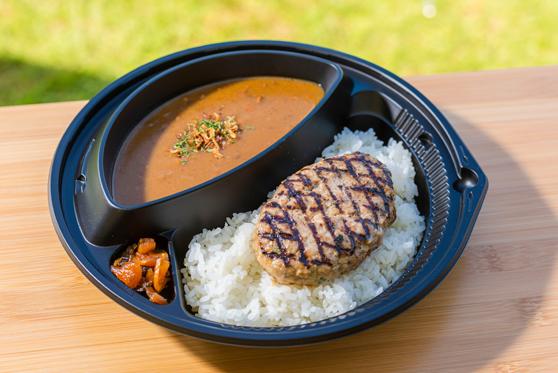 Lamb Hamburger Curry
