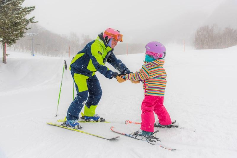 [期間限定] 幼児スキーレッスン
